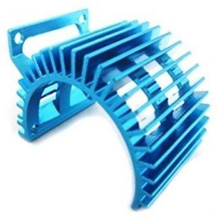 Aluminiowy Radiator Do Silników Klasy 540-550 Z Mocowaniem Na Wentylator