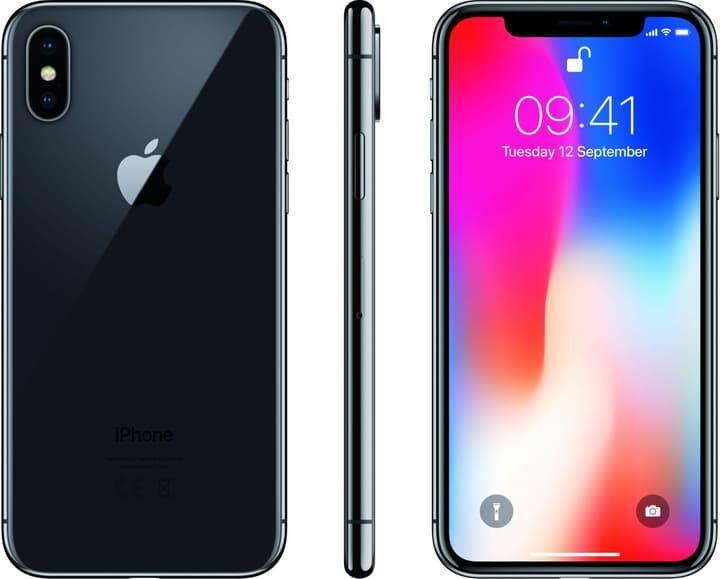 Apple iPhone X 64GB Space Gray LTE 4G Kurier 24h zdjęcie 1