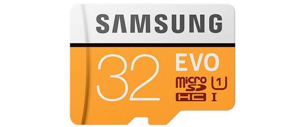 Karta Pamięci Samsung EVO 32GB MicroSDHC 10 Klasa