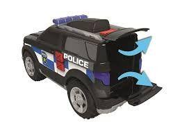 DUMEL Flota miejska Jeep policyjny zdjęcie 2