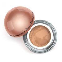Lasplash Ultra Defined Cream Foundation Ultrakryjący Matowy Podkład Do Twarzy Nutmeg Medium 30Ml