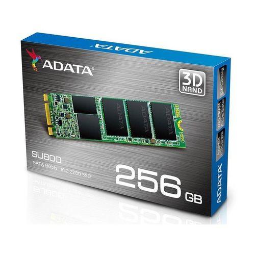 Dysk SSD ADATA SU800 ASU800NS38-256GT-C (256 GB ; M.2; SATA III) na Arena.pl