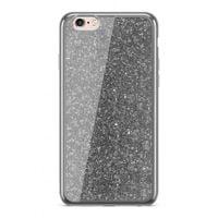 Etui Nakładka Electro Glitter  IPHONE 6/6S Czarny