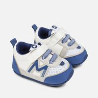 Buty dla chłopca z eko skóry 11cm MAYORAL