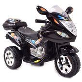 Motorek dla maluszka, dźwięki, światła, miękkie siedzenie/LL1188