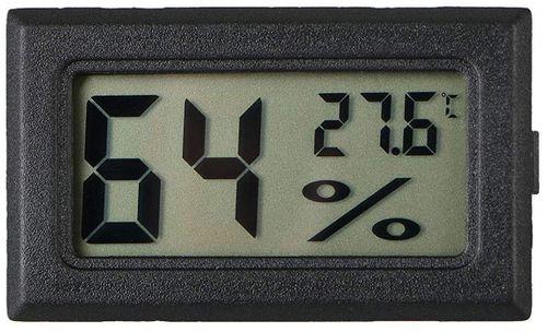 Termometr wilgotnościomierz tablicowy higrometr na Arena.pl
