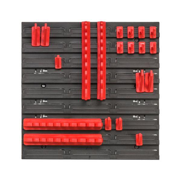Tablica ścianka narzędziowa do garażu + 20 uchwytów PRO-MIX40 na Arena.pl