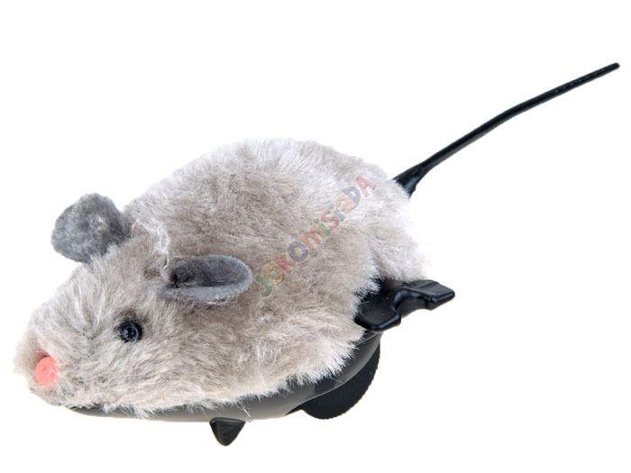 Nakręcana MYSZKA dla dziecka i kotka mysz ZA0838 zdjęcie 5