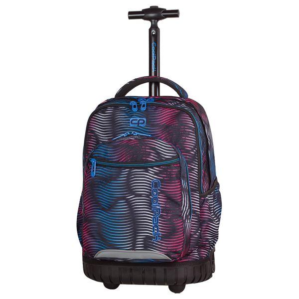 576afe65057c1 Plecak szkolny na kółkach CoolPack Swift Flashing Lava 946 « Plecaki ...