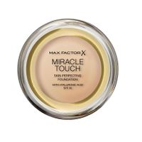 Max Factor Miracle Touch Skin Perfecting Foundation Kremowy Podkład Do Twarzy 075 Golden 11.5G