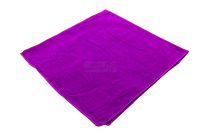 Chustka bandamka gładka fioletowa