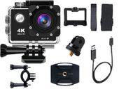 Wodoodporna kamera sportowa ultra HD 4K WIFI