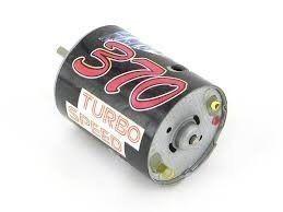 Silnik Szczotkowy Klasy 370