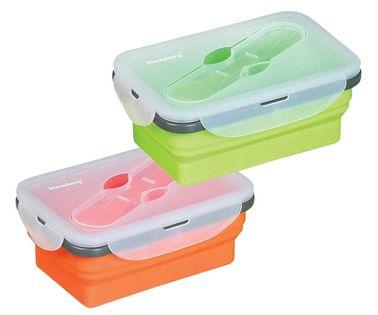 Silikonowy Składany Lunch Box Klausberg Kb-7021