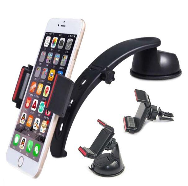 IMOUNT Uchwyt samochodowy na telefon do kokpitu deski szyby kratki zdjęcie 1