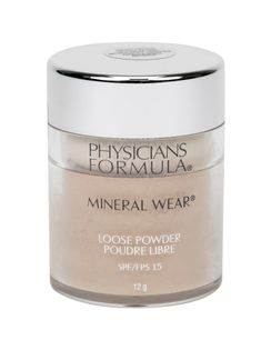 Physicians Formula Mineral Wear SPF15 Puder 12g Creamy Natural