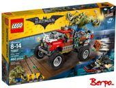 LEGO® 70907 The Batman Movie - Pojazd Killer Croca