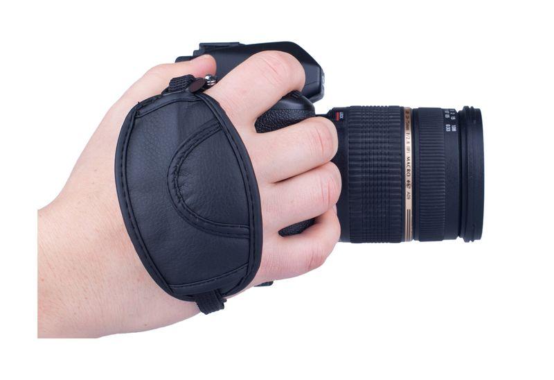 Pasek nadgarstkowy GRIP Sony Nikon Canon Pentax na Arena.pl