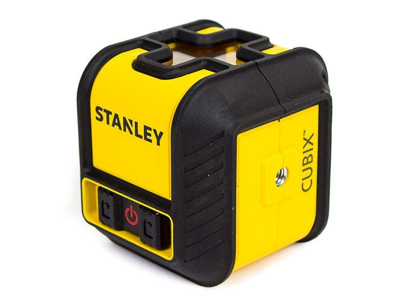 Stanley cubix STHT77498-1 Laser krzyżowy poziomica zdjęcie 2