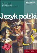 Język polski GIM 3 Podręcznik OPERON