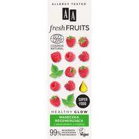 Aa Fresh Fruits Maseczka Regenerująca Z Ekstraktem Z Malin 40Ml