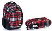 Head Plecak szkolny młodzieżowy HD-90 + Piórnik HD-91 zdjęcie 1
