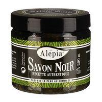 Czarne Mydło Savon Noir Supreme - 200g - Alepia