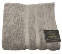 Lumarko Ręcznik EMIL 70x140cm 03/srebrny