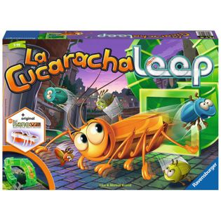 Gra La Cacuracha Loop - Uciekaj przed karaluchem!