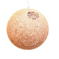 Lampa wisząca RETRO ŻYRANDOL E27 400mm cotton ball lights ULFN81