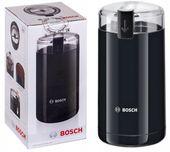 Młynek elektryczny do mielenia kawy Bosch MKM6003 czarny zdjęcie 1