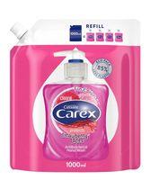CAREX mydło antybakteryjne w płynie 1 litr Strawberry laces