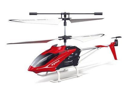 Syma S5 (zasięg do 20m, podczerwień, czas lotu do 6 minut) - Czerwony