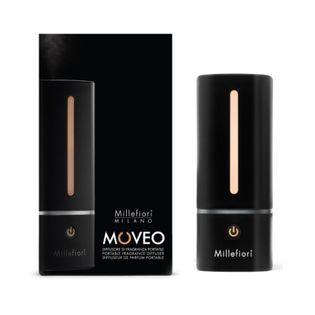 Millefiori Moveo Black Bezprzewodowy odświeżacz powietrza