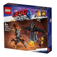 LEGO 70836 LEGO PRZYGODA 2 BATMAN I STALOWOBRODY