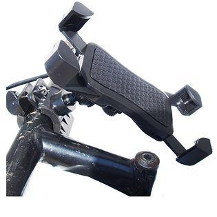 Uchwyt motocyklowy, rowerowy montowany do kierownicy, ramy GPS