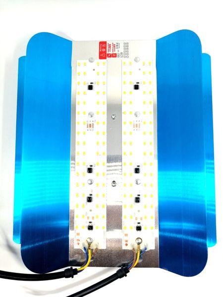 Lampa LED 2x50W warszatowa zdjęcie 1