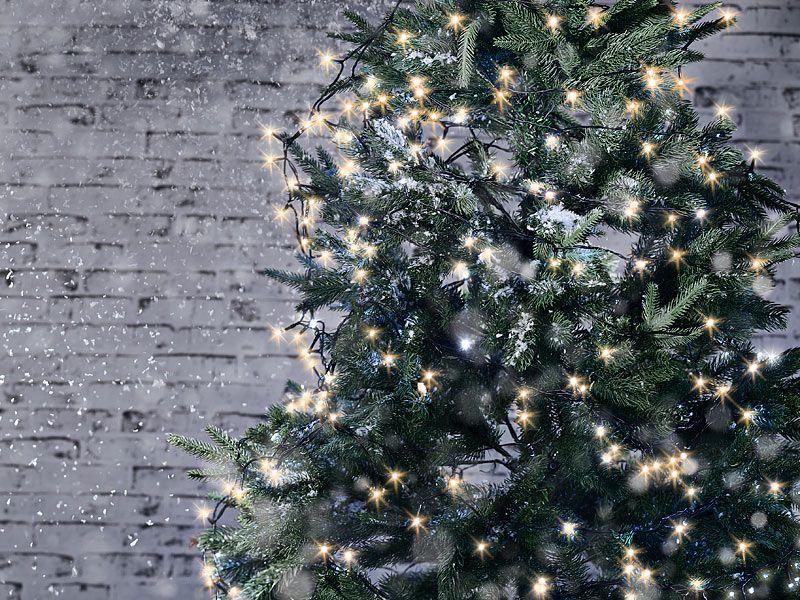 Lampki choinkowe LED białe 32 m Lunartec zdjęcie 5