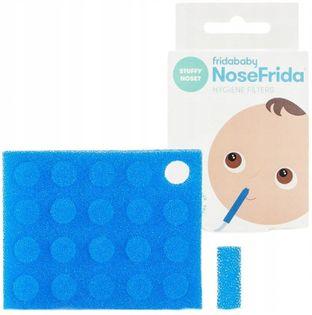NoseFrida Fridababy zapasowe filtry higieniczne 20 szt