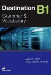 Destination B1 Grammar&Vocabulary MACMILLAN Malcolm Mann, Steve Taylore-Knowles