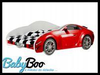 Łóżko dziecięce SAMOCHÓD BABY BOO AUTO S-CAR 160x80 NOWOŚĆ