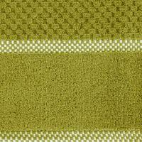 Ręcznik Frotte Bawełniany 90x50 cm Oliwkowy