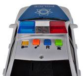 Samochód policyjny Radiowóz interaktywny dźwięki i światła Y260 zdjęcie 6