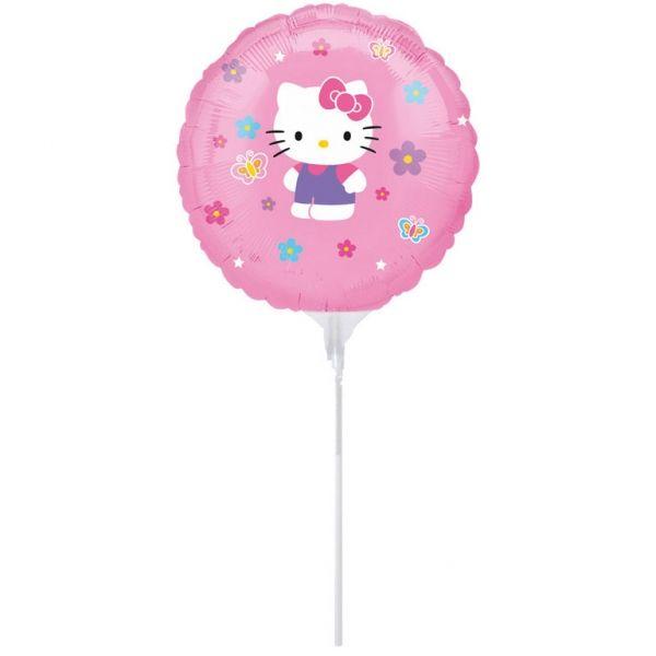 Balon foliowy Hello Kitty 23 cm 3 szt zdjęcie 1