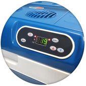 Lodówka turystyczna 40L 12V/230V LCD, termostat, kółka zdjęcie 3