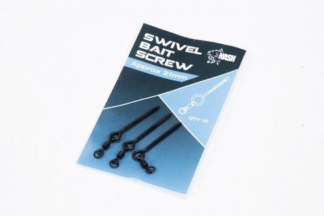 NASH SWIVEL BAIT SCREW 8MM