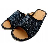 pantofle damskie kapcie domowe rozmiar 37