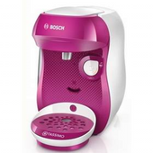 Espresso Bosch Tassimo Happy TAS1001 białe/Purpurowe
