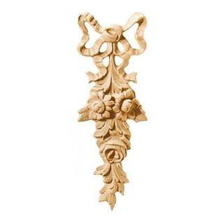 Ornament 560399 z pyłu drzewnego Materiał - Pył drzewny