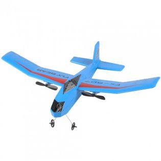 Szybowiec Fly Bear 2.4GHz RTF (rozpiętość 31cm) - niebieski